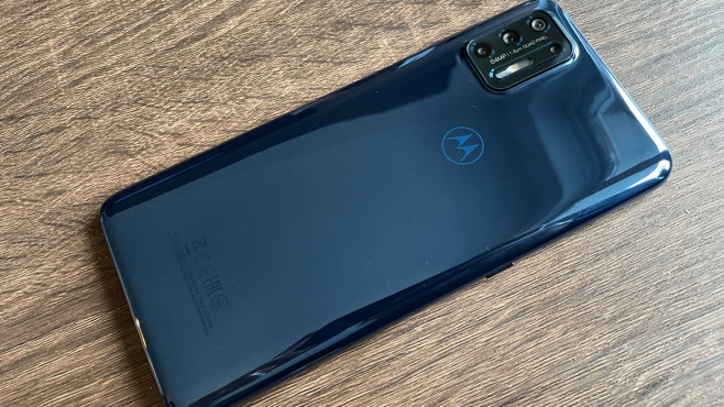 Motorola Moto G9 Plus ©COMPUTER BILD