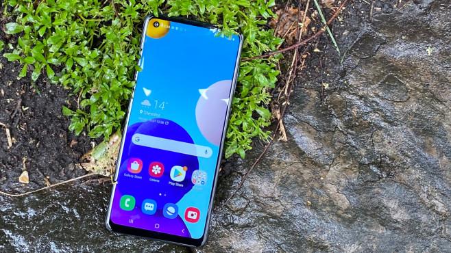 Samsung Galaxy A21s ©COMPUTER BILD