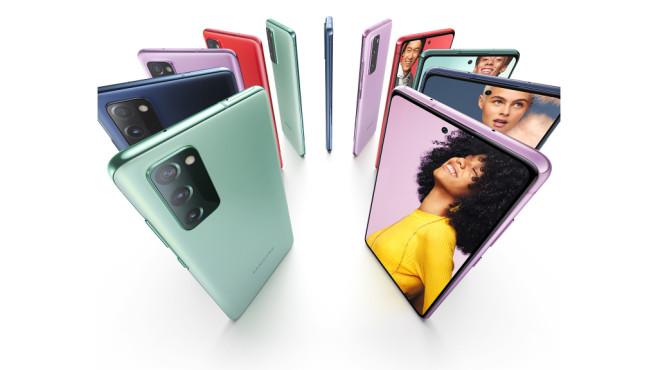 Samsung Galaxy S20 FE 5G ©Samsung