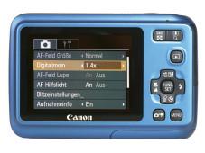 Kontrollmonitor Canon A495©COMPUTER BILD