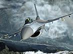 Actionspiel Tom Clancy's Hawx 2: Flugzeug©Ubisoft
