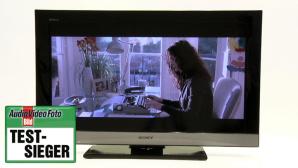 Video zum Testsieger:Sony KDL-32EX302 LCD-TV