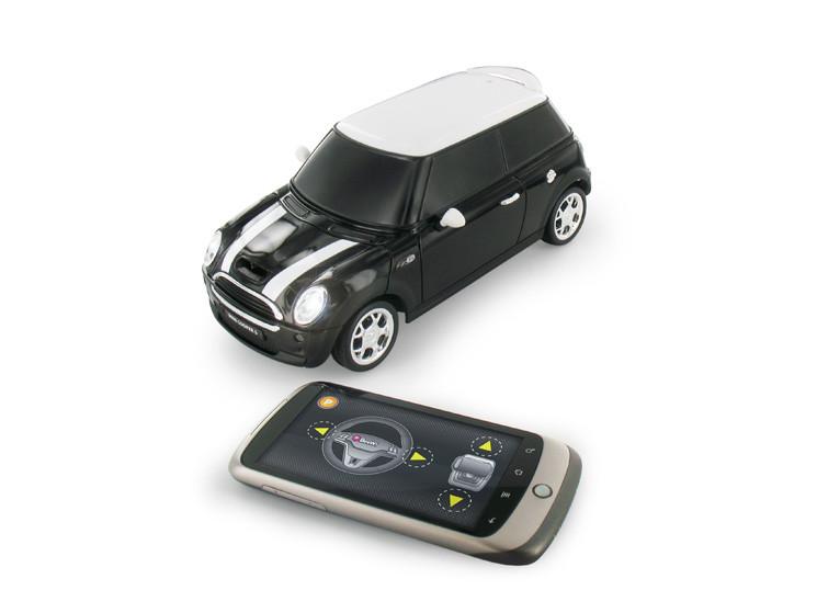 beewi mini cooper s modellauto per smartphone steuern. Black Bedroom Furniture Sets. Home Design Ideas