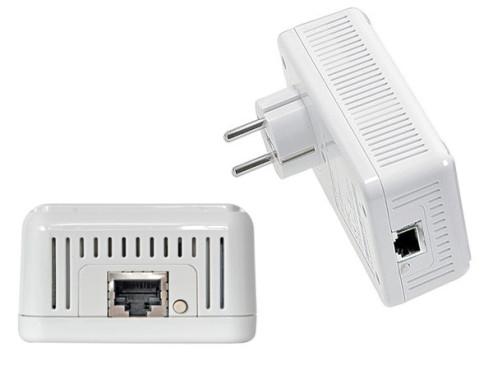 Anschluss per Strom-Netzwerk ©COMPUTER BILD
