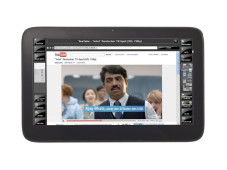 Der deutsche Tablet-PC WeTab.©wetab.mobi