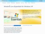 Windows Live Essentials f�r Windows XP