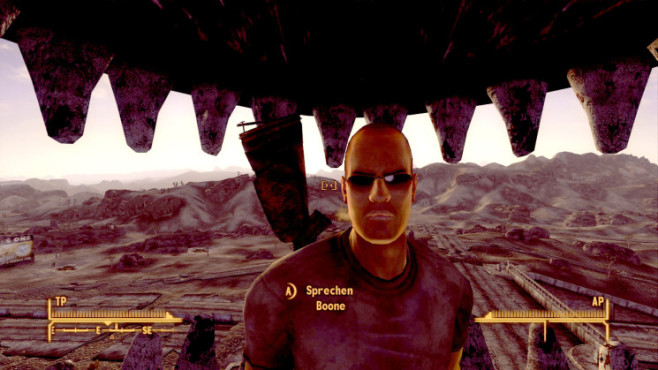 Rollenspiel Fallout – New Vegas: Boone ©Bethesda Softworks