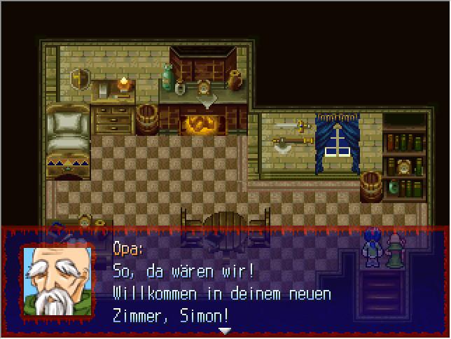 Screenshot 1 - Vampires Dawn II: Ancient Blood