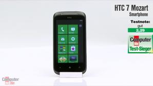 Video zum Test: HTC 7 Mozart mit Windows Phone 7