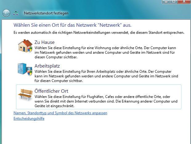 Einrichten Eines Heimnetzwerks Bilder Screenshots Computer Bild