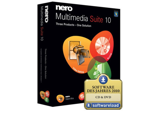 Nero 10 Multimedia Suite © Nero