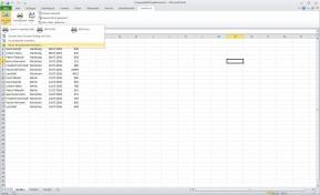 Excel Weekly Druckertools