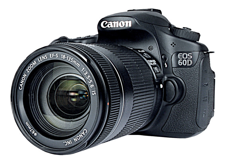 how to connect canon 60d to computer