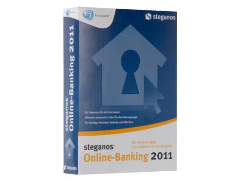 Steganos Online-Banking 2011 ©COMPUTER BILD