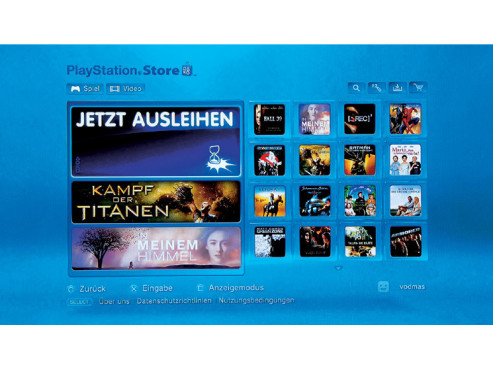 Screenshot Sony Playstation Network Store © COMPUTER BILD
