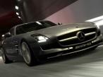 Rennspiel Gran Turismo 5: Mercedes-Benz SLS AMG©Sony