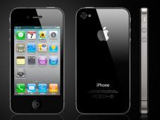 Smartphone iPhone 4©Apple