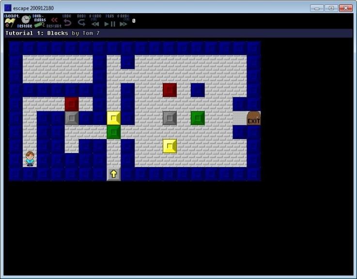 Screenshot 1 - Escape