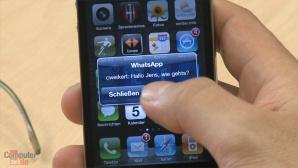 WhatsApp � Messenger als SMS-Ersatz