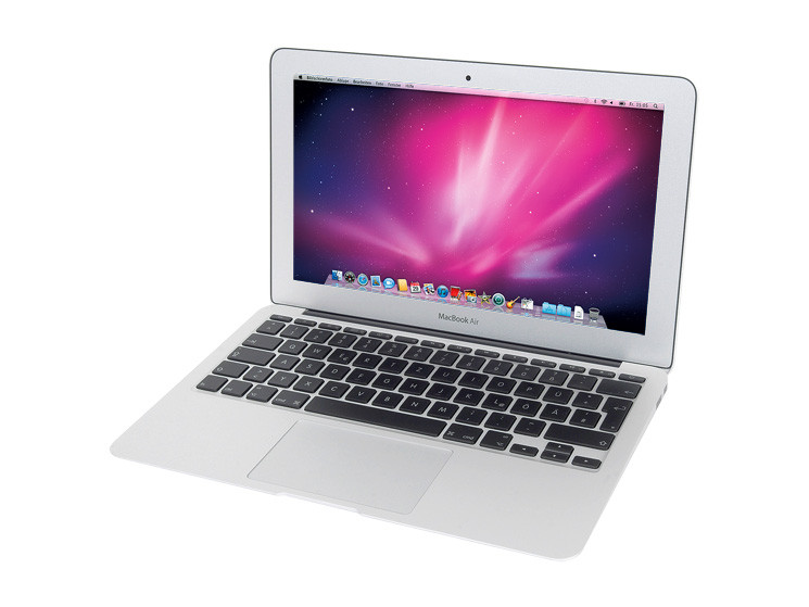 Mini-Notebook im Test: Apple MacBook Air 11Zoll (MC506D/A