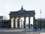 Google Street View: Brandenburger Tor © Google