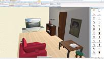 Ashampoo Home Designer: Einrichtung gestalten©COMPUTER BILD, Ashampoo