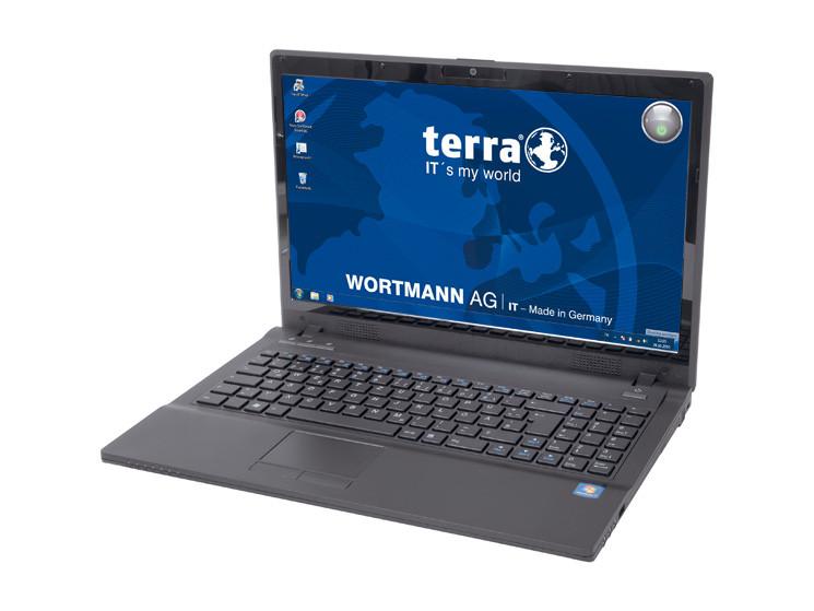 Ongekend 15-Zoll-Notebook im Test: Wortmann Terra Mobile 1546 - COMPUTER BILD WV-13
