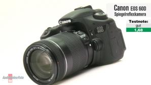 Video zum Test: Canon EOS 60D
