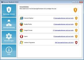 Browser-Maulkorb