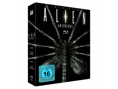 Alien Anthology Box Set © Amazon