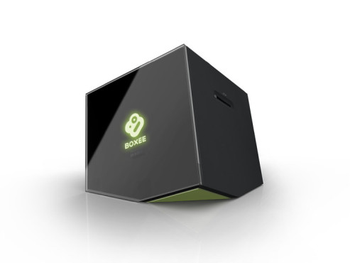 Mediaplayer D-Link Boxee Box © D-Link
