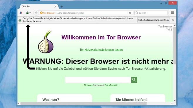 Tor Browser: Anonym surfen ©COMPUTER BILD