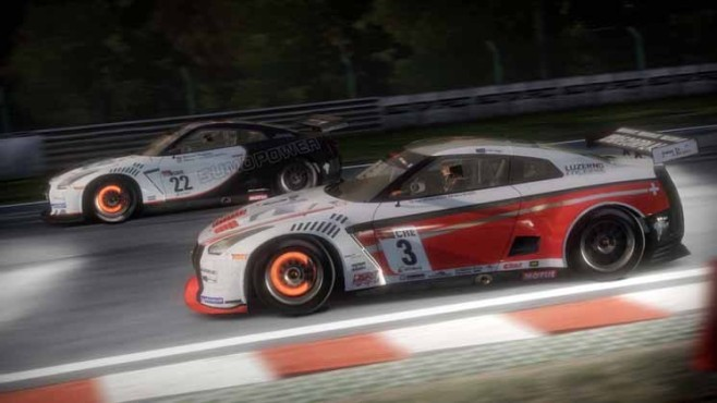 Need for Speed - Shift 2 Unleashed: Duell ©Electronic Arts