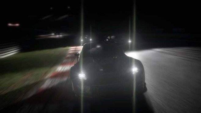 Need for Speed - Shift 2 Unleashed: Scheinwerfer ©Electronic Arts