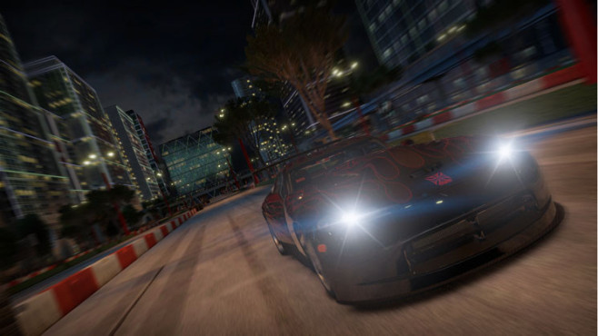Rennspiel Need for Speed – Shift 2 Unleashed: Dodge Viper ©Electronic Arts