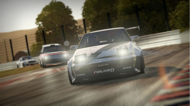 Rennspiel Need for Speed – Shift 2 Unleashed: Toyota ©Electronic Arts