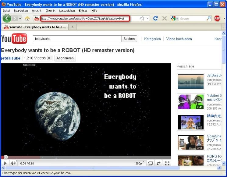 Vlc Media Player Youtube Videos Abspielen Und Herunterladen