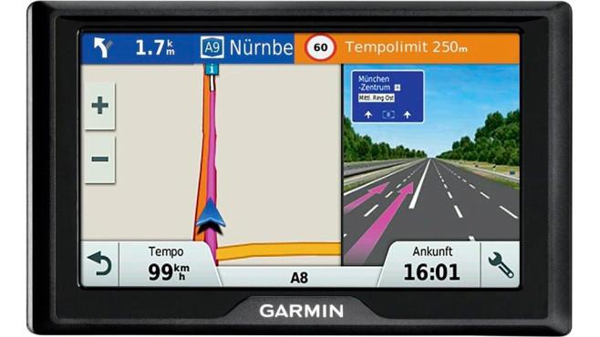 Platz 2: Garmin Drive 50 ©Garmin