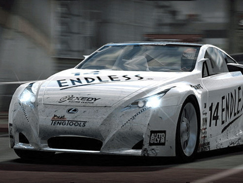 Gamesplanet: Need for Speed Shift © Electronic Arts