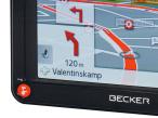 Becker Ready 43 Traffic©COMPUTER BILD