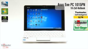 Video zum Test: Asus Eee PC 1015PN