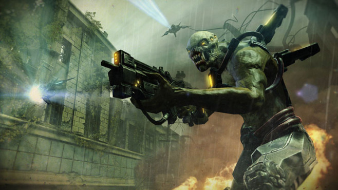 Actionspiel Resistance 3: Drohne ©Sony