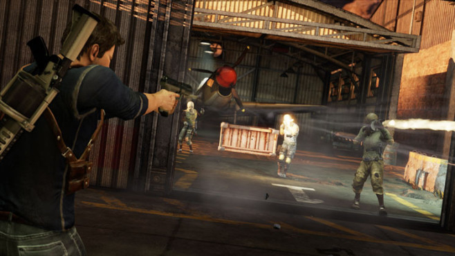 Actionspiel Uncharted 3 – Drake's Deception: Multiplayer ©Sony