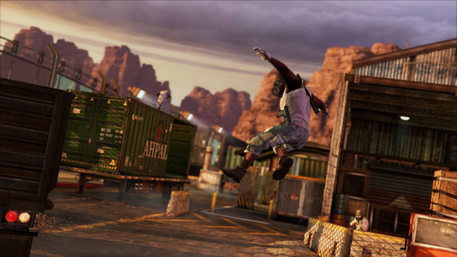 Actionspiel Uncharted 3 – Drake's Deception: Sprung ©Sony