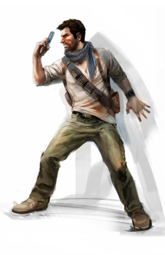 Uncharted 3 – Drake's Deception: Charakter ©Sony