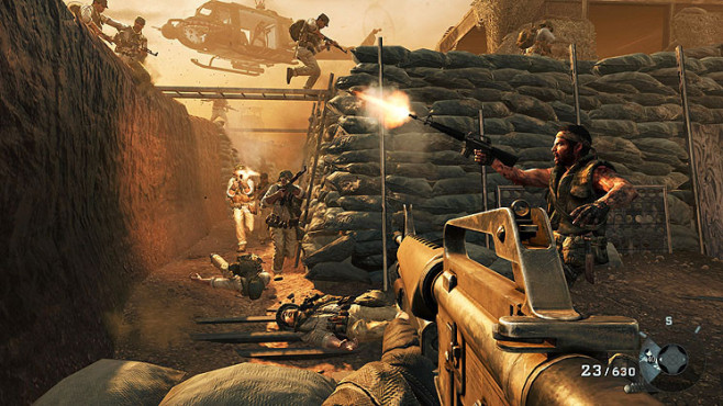 Spiele-Jahr 2010: Call of Duty – Black Ops ©Activision Blizzard