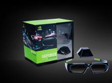 Nvidia GeForce 3D Vision Kit©Nvidia