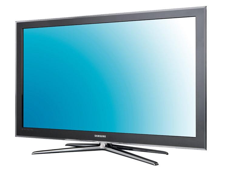 test flachbildfernseher samsung le46c750 audio video. Black Bedroom Furniture Sets. Home Design Ideas