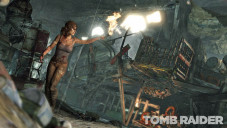 Actionspiel Tomb Raider: Höhle © Square Enix