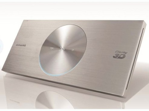 Blu-ray-Player Samsung BD-D7600 © Samsung